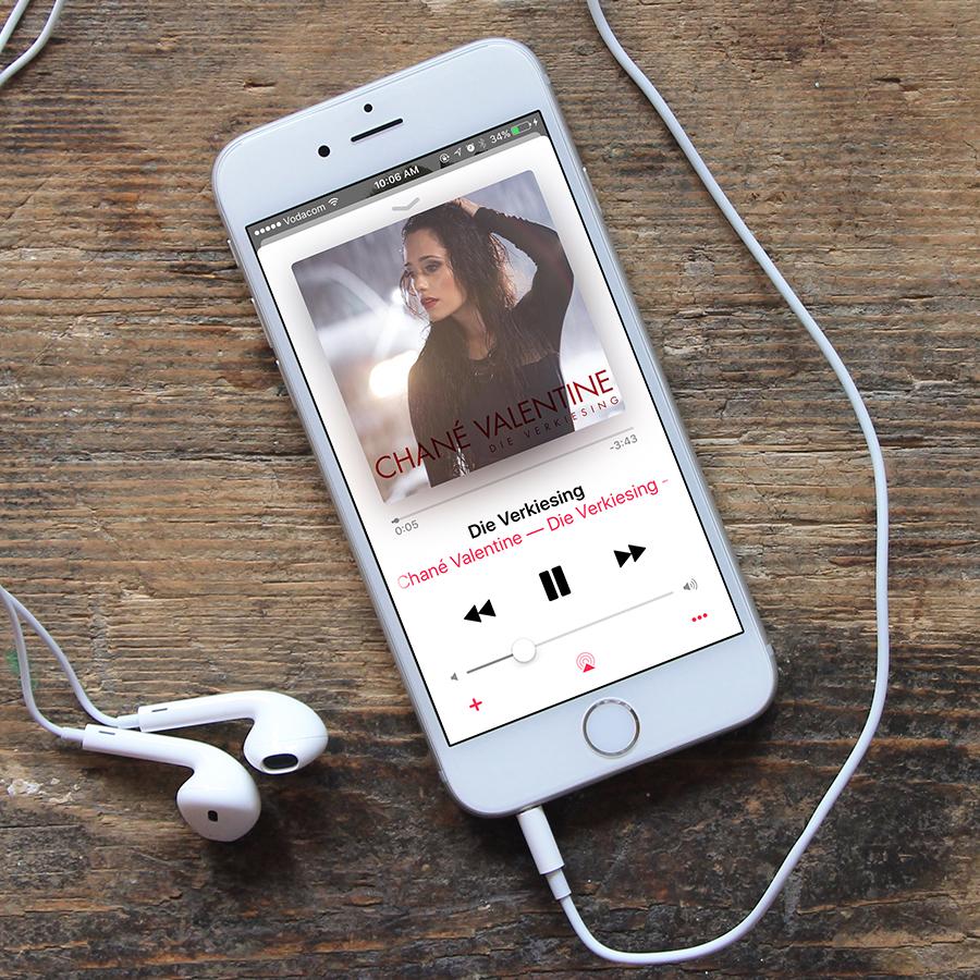 Peri Peri Creative-Chane Valentine-iTunes Cover