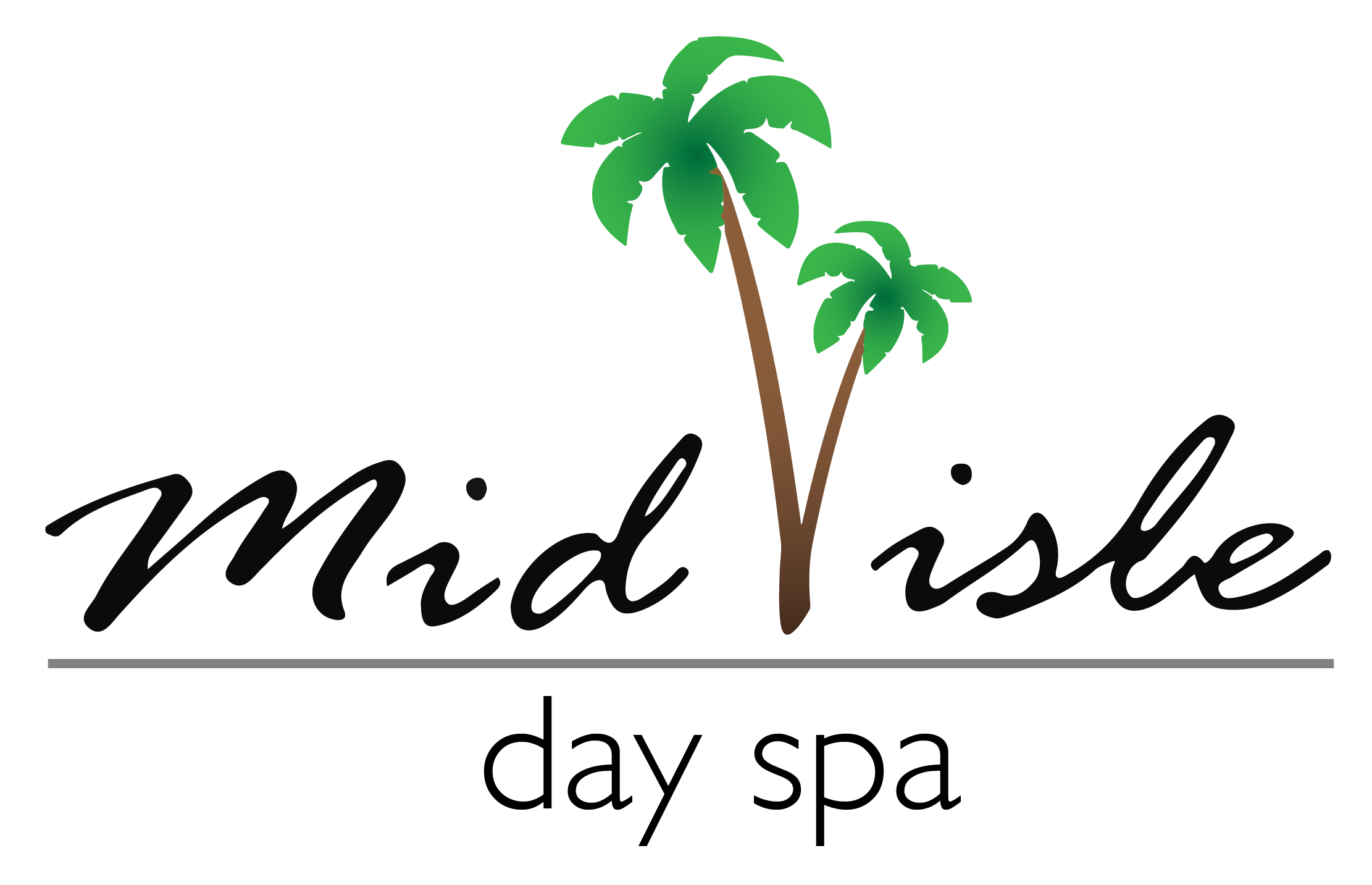 Peri Peri creative - Mid-Isle day spa logo