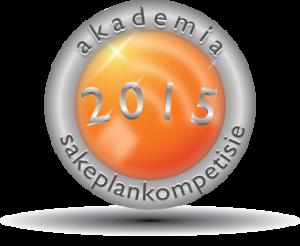 Akademia Sakeplankompetisie 2015 logo