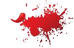 Peri Peri Creative - logo - white & red with transparent Creative(151x)
