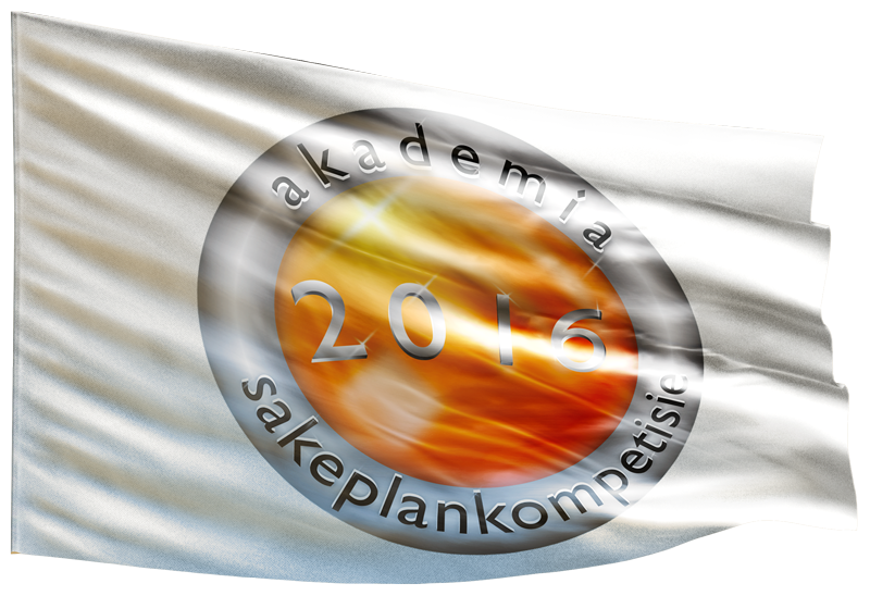 Peri Peri Creative - Akademia Sakeplankompetisie 2016 flag for train