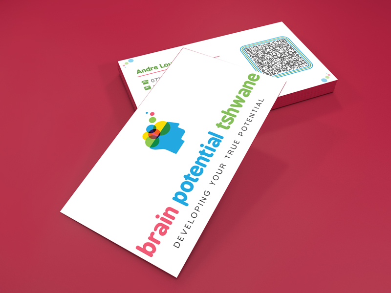 Peri-Peri-Creative-Brain-Potential-Business-Cards