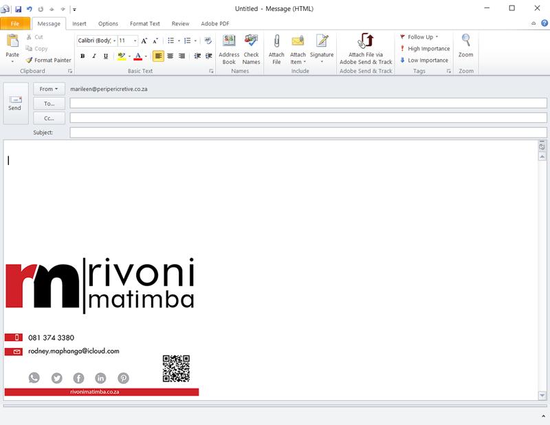 Peri-Peri-Creative-Email-Signature-Rivoni-Matimba