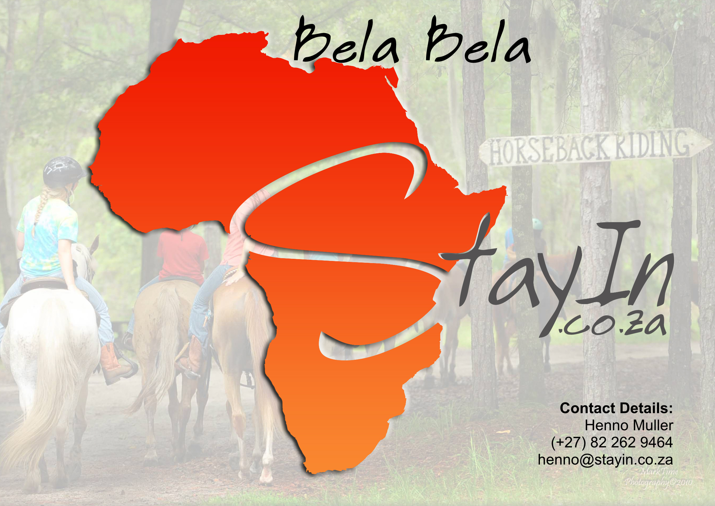 Peri Peri Creative-Stay-in flyer template-Bela Bela horsebackriding.1