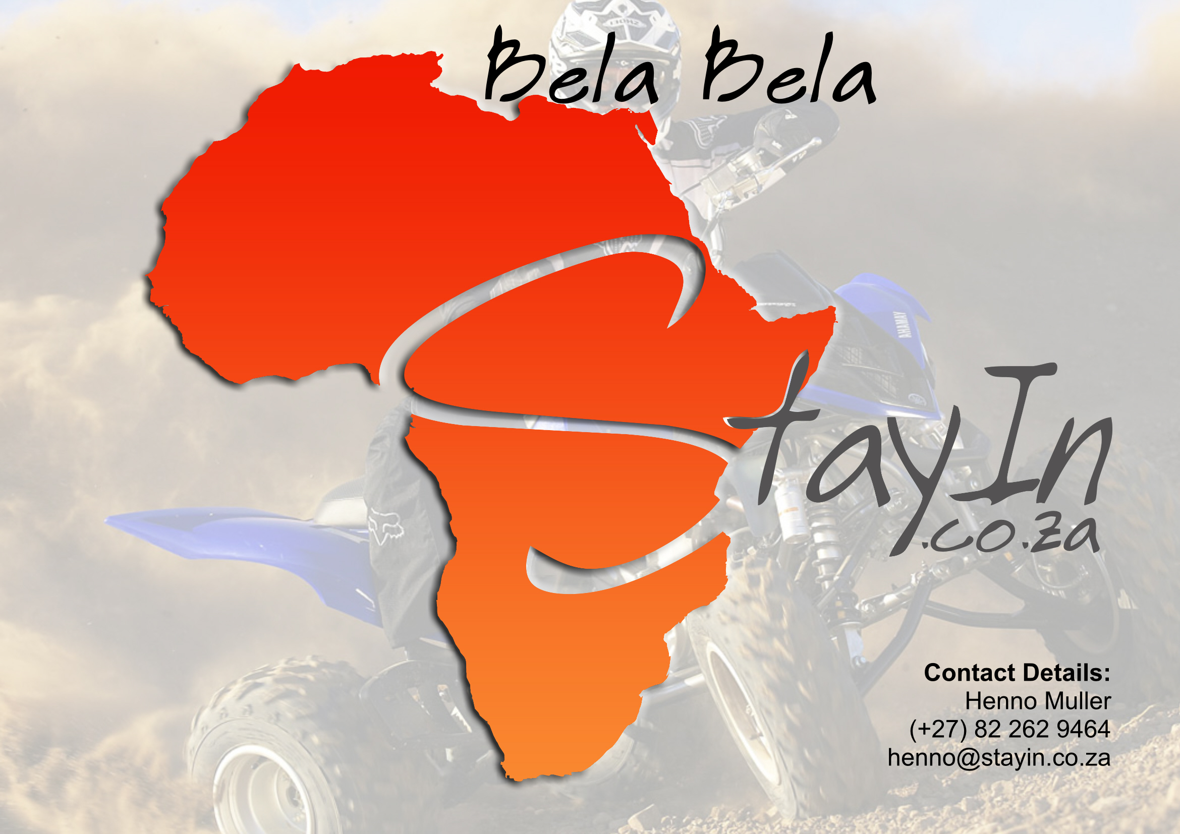Peri Peri Creative-Stay-in flyer template-Bela Bela quadbike.2