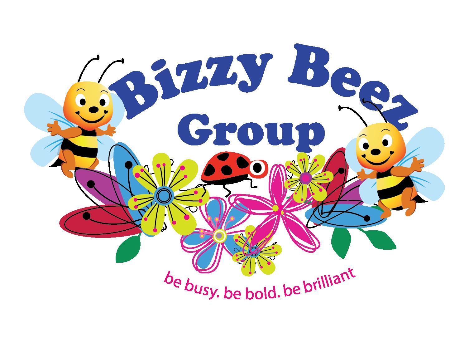 Peri Peri creative - Bizzy Beez Logo-04