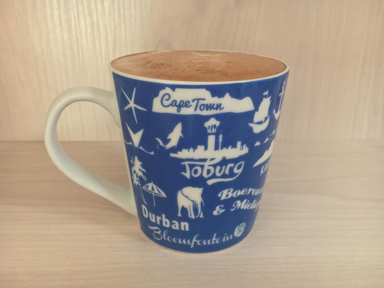 Advanced Home Loans - blue mug