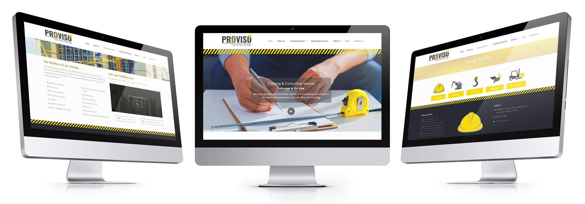 Peri Peri Creative-Proviso Training College-Website